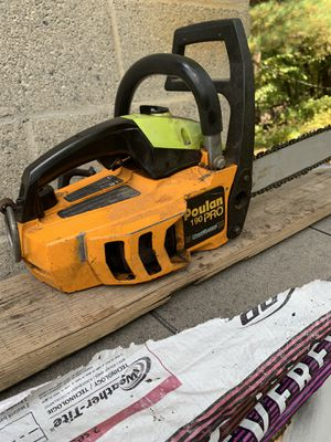 Chainsaw for Sale in Leominster, MA