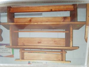 3 WALL QUILT RACKS for Sale in Washington, IL