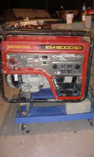 Honda EM5000SX Generator for Sale in West Valley City, UT