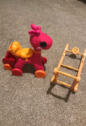 Lalaloopsy rocking horse for Sale in Oviedo, FL