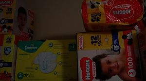 Diapers for sale for Sale in Orlando, FL