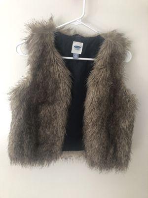 Old Navy Faux Fur Vest for Sale in Torrance, CA