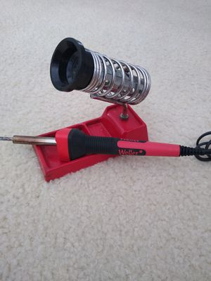 Weller soldering iron for Sale in Anna Maria, FL