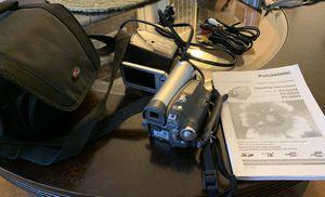 Panasonic PV-GS39 Video Camera for Sale in Concord, CA