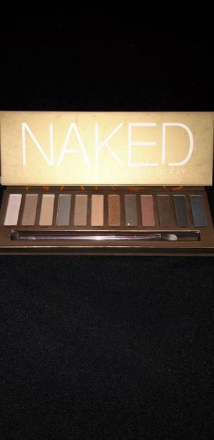 Naked Palette for Sale in Tulare, CA