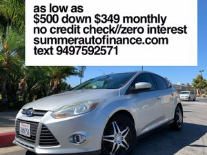 2012 Ford Focus for Sale in Costa Mesa, CA