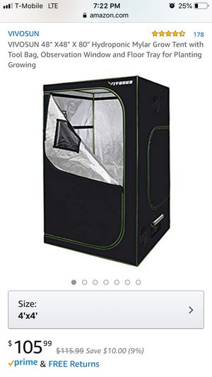 Grow tent for Sale in Los Angeles, CA