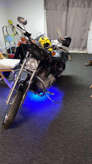 2004 Harley Davidson Sporster 883 Custom with 1200 Big bore kit for Sale in Poca, WV