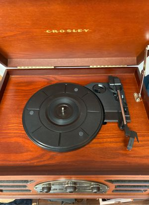 Crosley Vintage Turntable Record Player for Sale in Montebello, CA