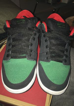 Nike Gucci sb dunks low for Sale in San Francisco, CA