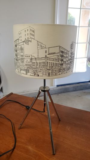 Mid century lamp for Sale in San Jose, CA