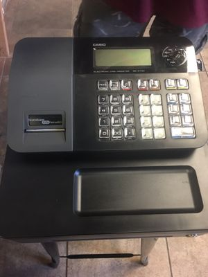 Casio cash register for Sale in York, PA