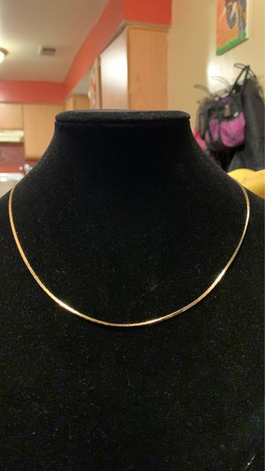 14k gold chain for Sale in Chicago, IL
