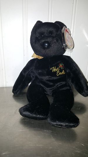 Ty Beanie Baby. The end 1999 for Sale in Santa Ana, CA