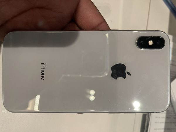 EXCELLENT Apple iPhone X 256GB