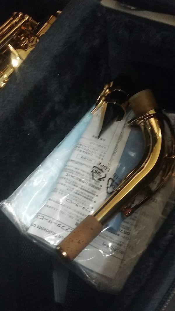 Yamaha saxophone