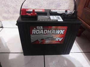 Group 24 RV marine battery brand new for Sale in Phoenix, AZ