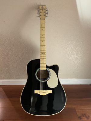 Acoustic Electric Guitar Esteban for Sale in San Jose, CA