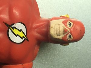 Vintage Super Powers The Flash Action Figure Toy Collection for Sale in El Paso, TX