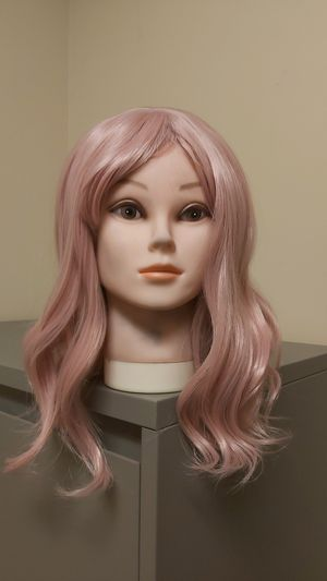 Pink syntetic hair wig new #147 for Sale in Moreno Valley, CA