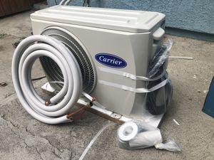 Mini split aire acondicionado carrier brand new 2 toneladas frío y caliente free delivery for Sale in Whittier, CA