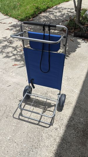 Foldable Beach Cart for Sale in Orlando, FL
