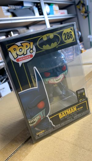 Batman Red Rain - Funko Pop for Sale in Pleasanton, CA
