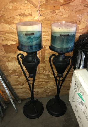 Set of candleholders for Sale in Turlock, CA