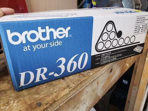 Brother DR-360 ink drum for printer for Sale in Reno, NV