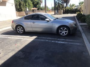 2004 Infinti g35 coupe clean title for Sale in Fontana, CA