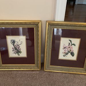 2 Ornate Picture Frames for Sale in Rockville, MD