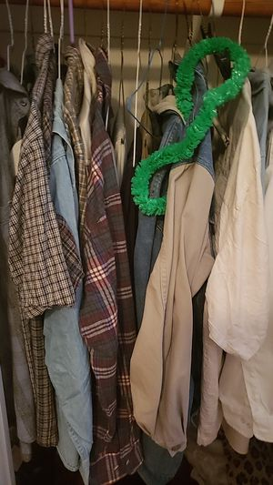 Men's clothes, various types, some pretty cool for Sale in Las Vegas, NV