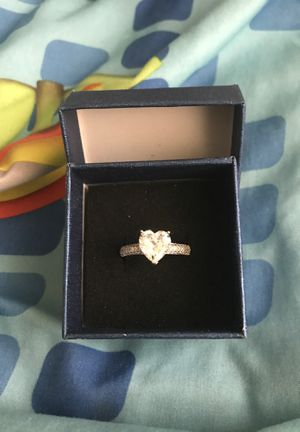 Silver size 9 ring for Sale in Southgate, MI