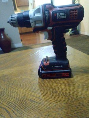 Black & Decker drill for Sale in El Cajon, CA