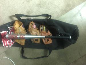 Baseball equipment for Sale in Fontana, CA