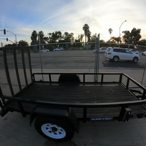 2018 Sure-track utility trailer for Sale in San Diego, CA