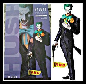 "Batman HUSH Real Action Heroes 12"" The Joker for Sale in San Jose, CA"