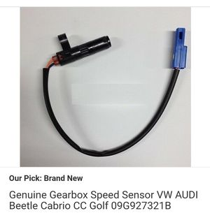 VW/Audi Output speed sensor for Sale in City of Industry, CA