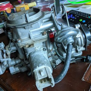 1989 Jeep Wrangler Carburetor for Sale in Olympia, WA