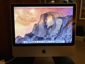 "iMac 20"" (early 2009) for Sale in Orlando, FL"