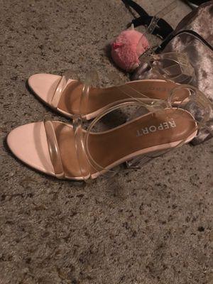 Report Clear Heels for Sale in Las Vegas, NV