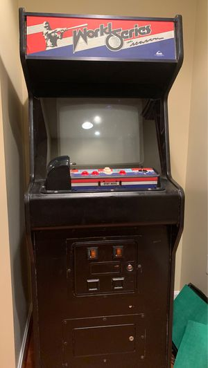 World Series Arcade Game by Cinematronics for Sale in Clifton, VA