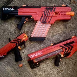 Nerf Rival Guns for Sale in Leander, TX