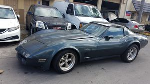 1982 Chevy Corvette for Sale in Miami, FL