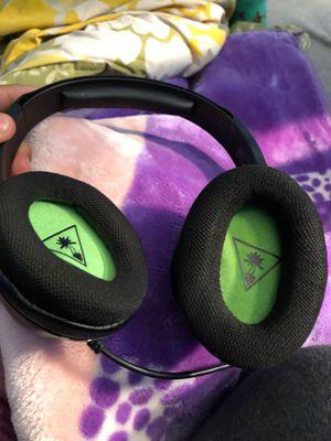 Turtle beach headset for Sale in San Bernardino, CA