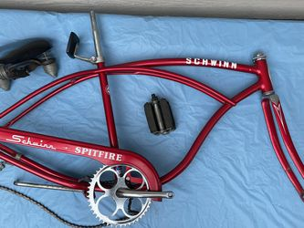 "1978 Schwinn Cruiser 24"" Spitfire Frame for Sale in Anaheim,  CA"