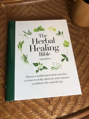 The Herbal Healing Bible Book for Sale in San Antonio, TX
