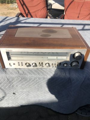 Technics SA 500 stereo receiver for Sale in Los Angeles, CA