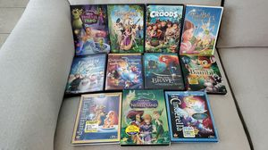 Disney DVD and Blu-ray collection for Sale in Altamonte Springs, FL