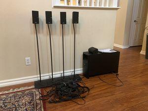 Bose Speakers Accoustimass 10 III for Sale in Corona, CA